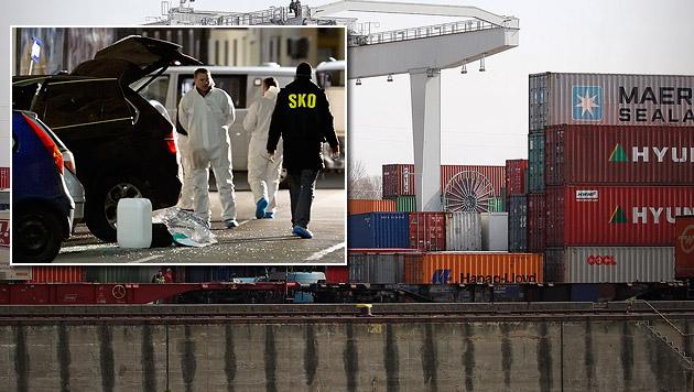Das Milliardengeschäft der Schmuggelmafia (Bild: Zwefo, APA/HERBERT NEUBAUER)