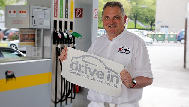 Österreichs erster Tankstellenarzt im Interview (Bild: Zwefo)