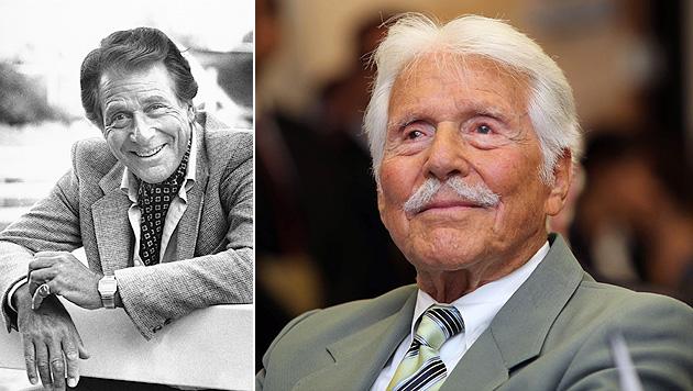 Schauspieler Efrem Zimbalist jr. gestorben (Bild: AP)