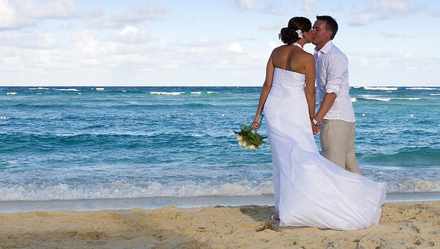Ideen für die perfekte Hochzeitsreise (Bild: thinkstockphotos.de)