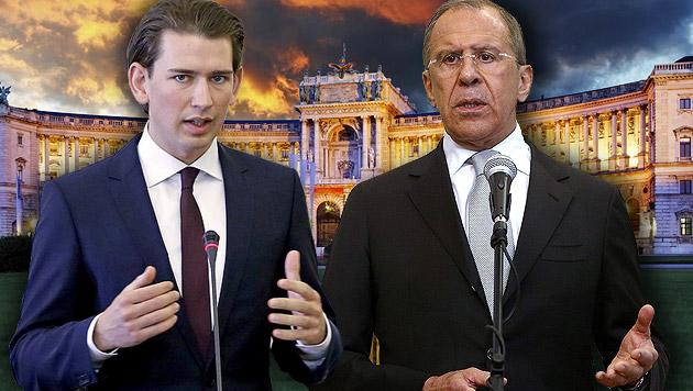 Alarmstufe Rot bei Ukraine-Konferenz in Wien (Bild: thinkstockphotos.de, APA/EPA/TAHERKENAREH, APA/EPA/TRUEBA)