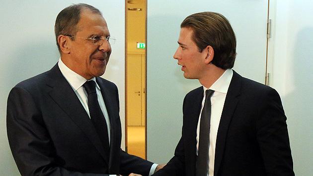 Krisenhektik von Wien über Moskau nach Genf (Bild: AP)
