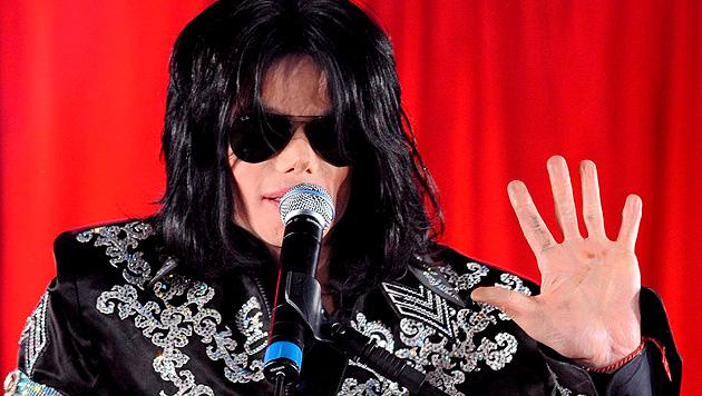 Michael Jackson verdiente posthum 700 Mio. Dollar (Bild: EPA)