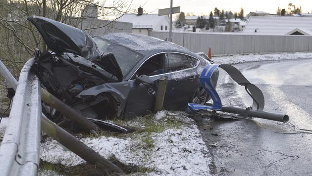 "Northug nach Alko-Unfall: ""Nehme jede Strafe an"" (Bild: EPA)"