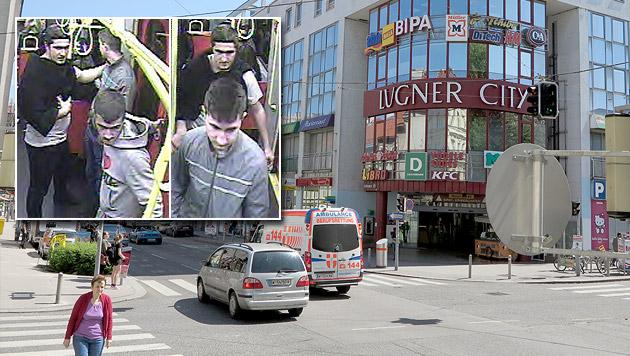 Wien: Bandenkrieg um zwei Frauen? (Bild: Florian Hitz, Polizei)