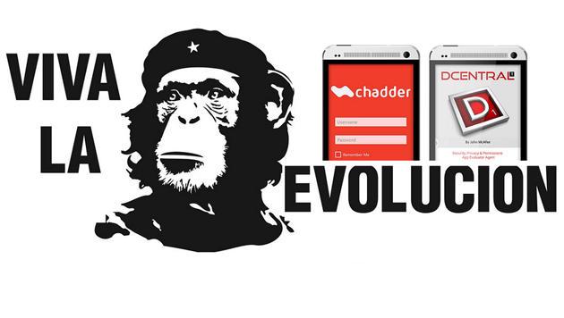 John McAfees Firma bringt neue Chat-App Chadder (Bild: twitter.com/officialmcafee)