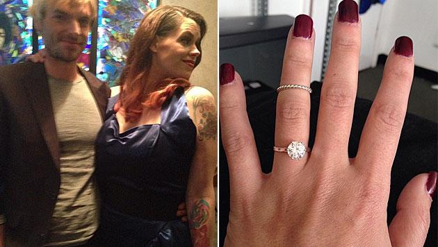Peaches Geldofs Schwester Fifi hat sich verlobt (Bild: instagram.com)
