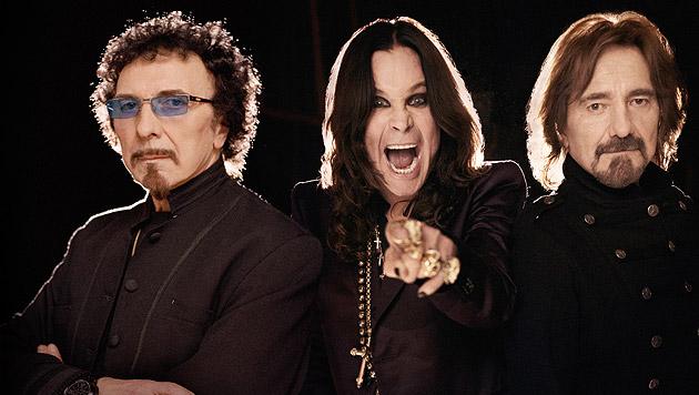 """Tony Iommi: """"Hätte Lust auf ein weiteres Album"""" (Bild: Universal Music)"""