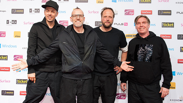 Die Fantastischen Vier (Bild: Andreas Graf)