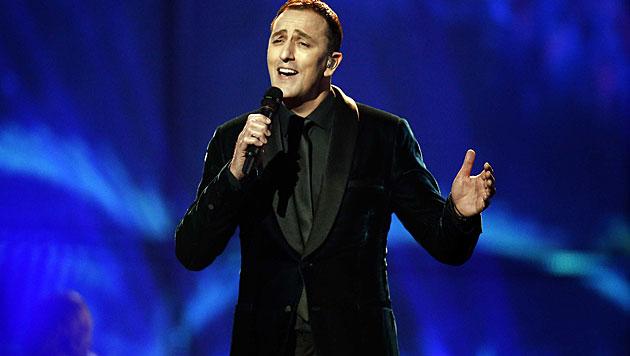 Mit seinen 39 Jahren ist Montenegros Teilnehmer Sergej Cetkovic der älteste der Song-Contestler. (Bild: APA/EPA/BAX LINDHARDT)
