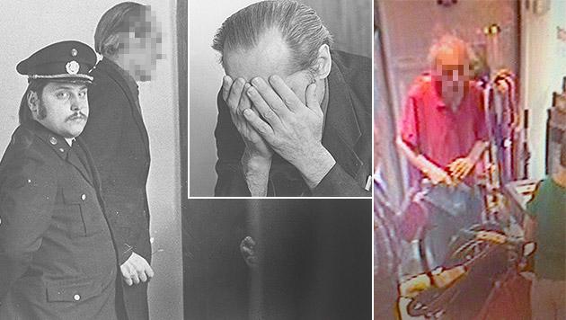 """Schnitzelklopfer-Mann ist """"Satan von Ottakring"""" (Bild: Gino Molin-Pradel, Polizei, krone.at-Grafik)"""