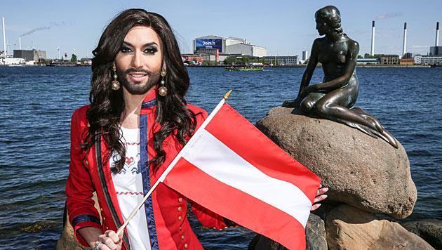 "Song Contest 2015: Jetzt heißt""s schon mal sparen (Bild: ORF/MILENKO BADZIC)"