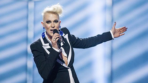 Tijana Dapcevic tritt für Mazedonien an. (Bild: APA/EPA/NIKOLAI LINARES)