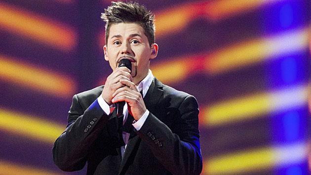 Ganz chillig geht den Song Contest heuer Weißrussland mit Teo an. (Bild: APA/EPA/NIKOLAI LINARES)