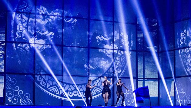 """Mei Feingold mit """"My Heart"""" tritt für Israel beim Sangeswettbewerb an. (Bild: AFP)"""