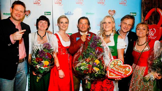 """Das Wiener Wiesn-Fest sucht seine neue """"Miss"""" (Bild: Roland Rudolph, Wiener Wiesn-Fest)"""