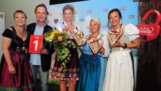 Martina, Miss Wiener Wiesn-Fest 2012 (Bild: Purtscher Relations, Wiener Wiesn-Fest)