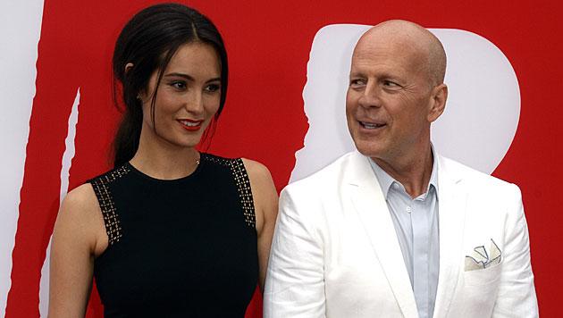 Fünfte Tochter für Hollywoodstar Bruce Willis (Bild: EPA)