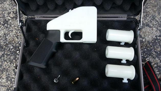 Mann für Bau von Pistolen mit 3D-Drucker verhaftet (Bild: defdist.tumblr.com)