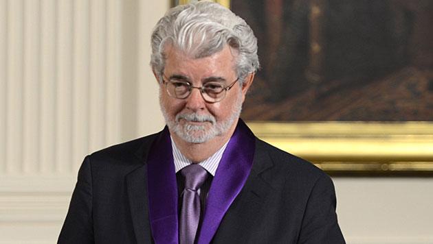 """Sternenkrieger"" George Lucas wird 70 (Bild: EPA)"