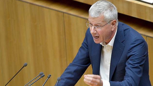 """""""Vermögensabgabe soll Bankenhilfen finanzieren"""" (Bild: APA/ROLAND SCHLAGER)"""
