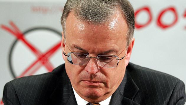 WKÖ-Vize Fritz Amann vom Ring freiheitlicher Wirtschaftstreibender (Bild: APA/Roland Schlager)