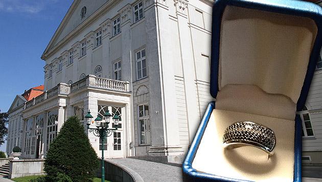 Wien: Ehrlicher Finder gab 3.000-Euro-Ring zurück (Bild: Zwefo, Gregor Brandl, krone.at-Grafik)