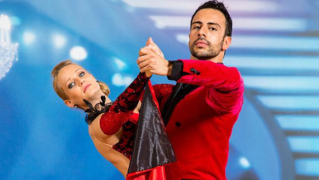 Melanie Binder schafft es nicht ins Finale (Bild: ORF/Hans Leitner)