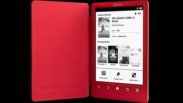 Sony verabschiedet sich aus dem E-Book-Geschäft (Bild: Sony)