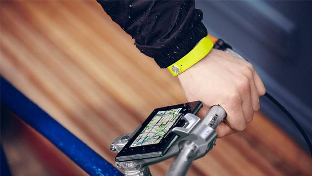 Sonys Aktivitäts-Tracker Smartband SWR10 im Test (Bild: Sony)