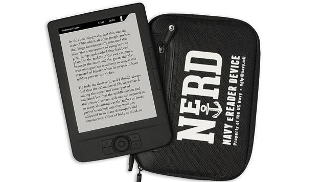 """US-Navy präsentiert eigenen U-Boot-Reader """"NeRD"""" (Bild: Findawayworld.com)"""