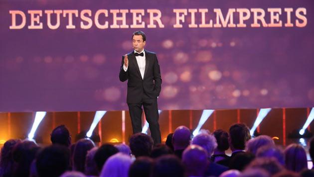 Jan Josef Liefers moderierte den 64. Deutschen Filmpreis. (Bild: EPA/MICHAEL KAPPELER)