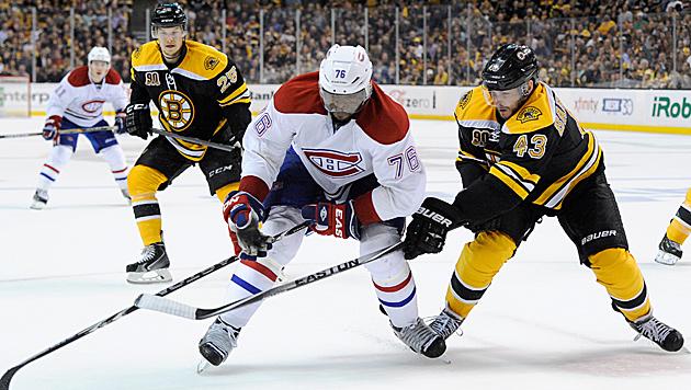 Vaneks Canadiens gegen Boston mit Rücken zur Wand (Bild: APA/BRIAN FLUHARTY)