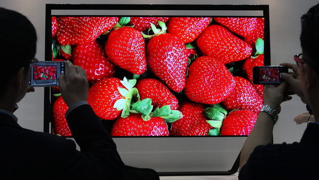 4K-TVs: Warum Sie mit dem Kauf noch warten sollten (Bild: EPA)