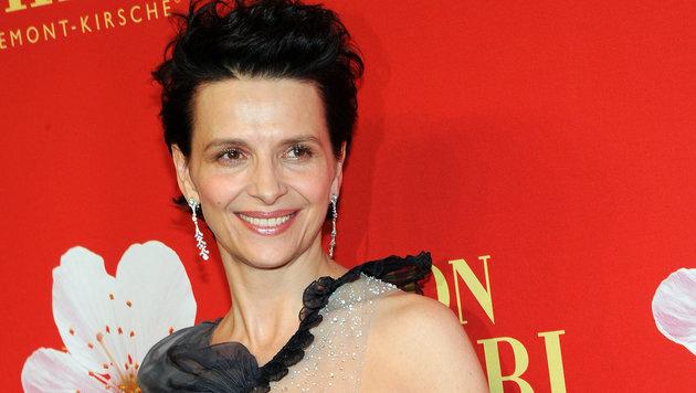 Juliette Binoche (Bild: APA/dpa/Ursula DŸren)