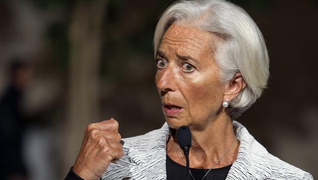 IWF-Chefin Lagarde muss in Frankreich vor Gericht (Bild: AP)