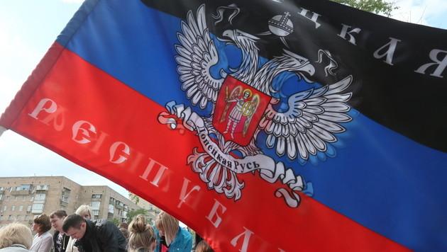 Ostukraine: Tausende Journalistennamen geleakt (Bild: EPA)