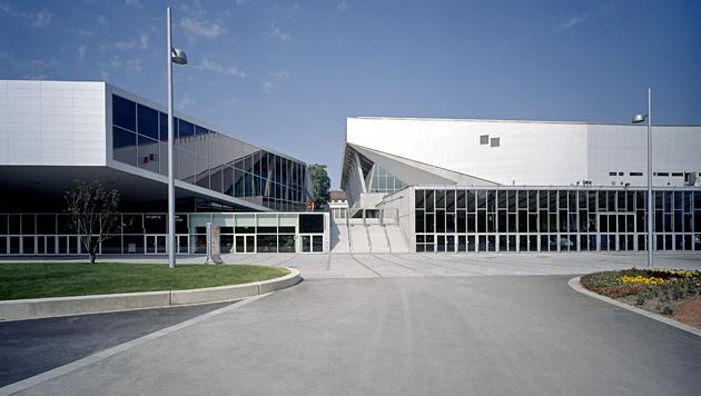 Die Wiener Stadthalle (Bild: Stadt Wien)