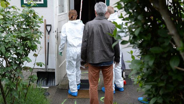 Ex-Diplomat schießt auf Frau und tötet sich selbst (Bild: APA/ROLAND SCHLAGER)