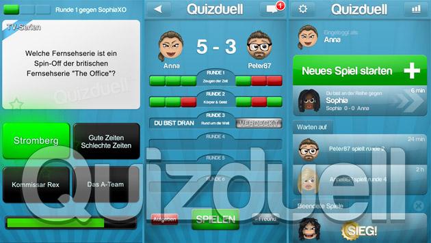 """Hacker stören Start der ARD-Show """"Quizduell"""" (Bild: feomedia.se, krone.at-Grafik)"""