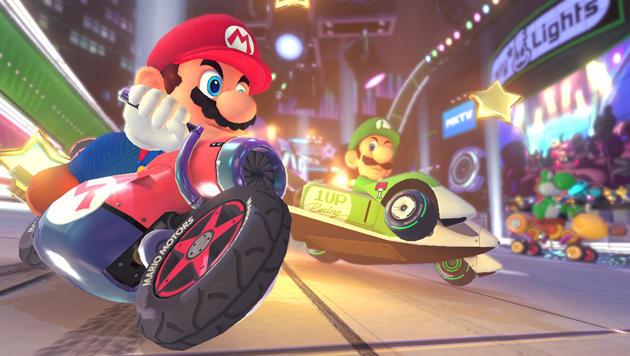 """""""Mario Kart"""" holt Nintendo zurück in Gewinnzone (Bild: Nintendo)"""
