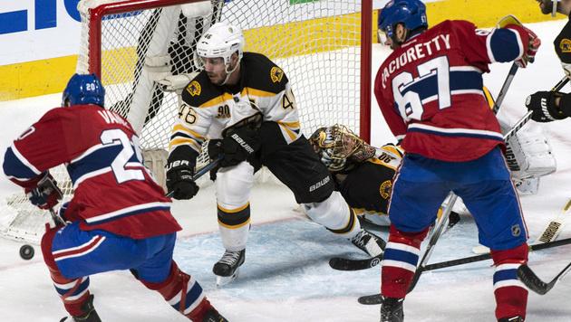 Montreal erzwingt gegen Boston Entscheidungsspiel (Bild: AP)
