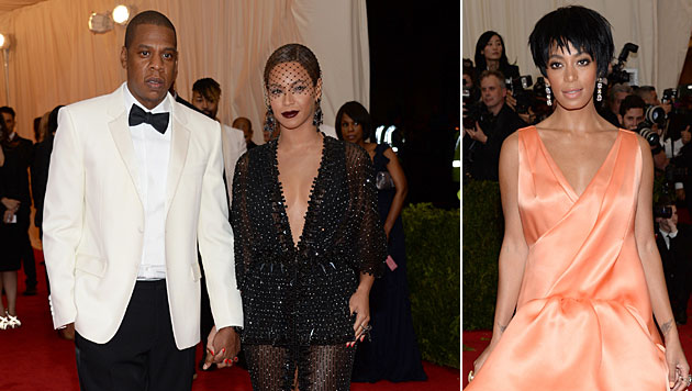 """Nach Attacke auf Jay-Z: """"Familien haben Probleme"""" (Bild: Evan Agostini/Invision/AP)"""