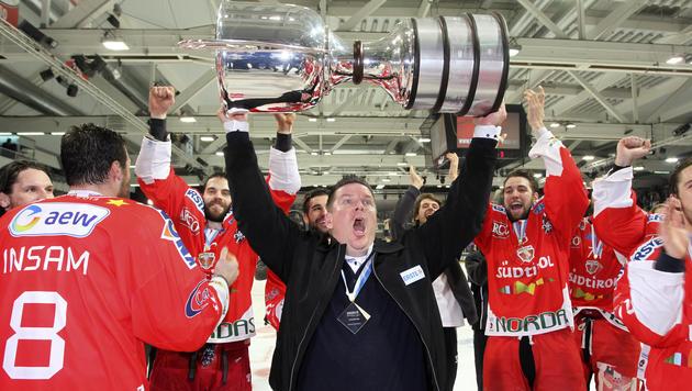 Tom Pokel soll die Capitals wieder zum Erfolg führen (Bild: ANDREAS TR…ÖSTER)