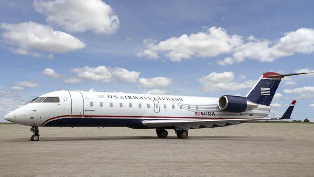 US-Passagierjet wäre fast mit Drohne kollidiert (Bild: US Airways)