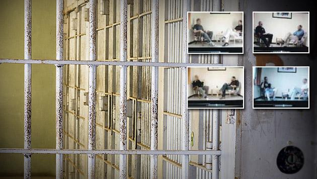 Wien: Therapievideos auf ungesicherten Festplatten (Bild: Falter, thinkstockphotos.de, krone.at-Grafik)