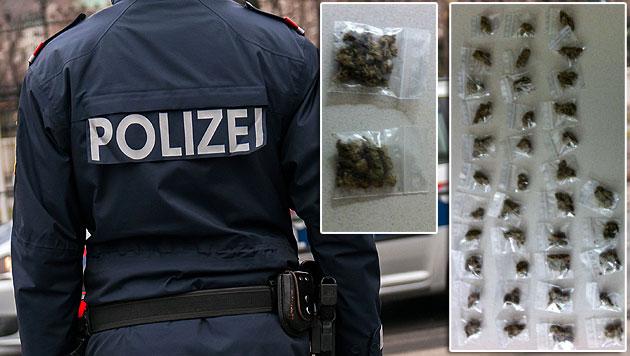 29 Festnahmen bei Schwerpunktaktionen in Wien (Bild: Andreas Graf, Polizei)