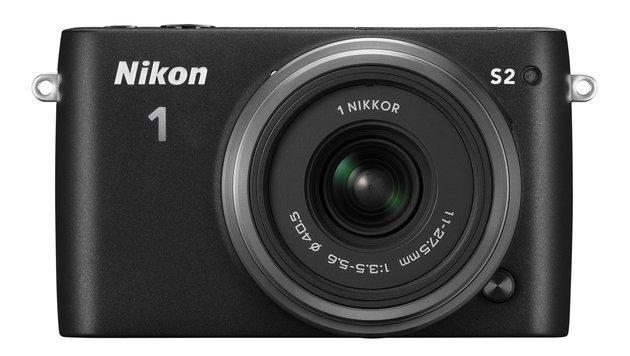 Nikon 1 S2 für Juni angekündigt (Bild: Nikon)