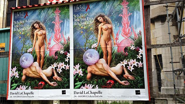 Verfahren rund um Sex-Plakate in Wien eingestellt (Bild: Irene Knoblechner)