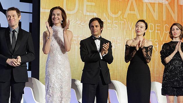 67. Filmfestspiele in Cannes sind eröffnet (Bild: AP)
